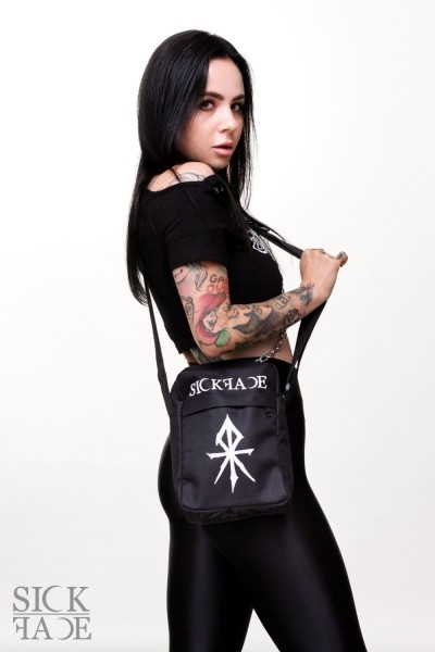 Rune messenger bag.