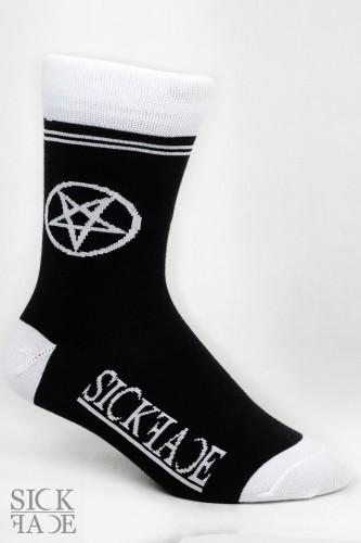 Pentagram Socks.
